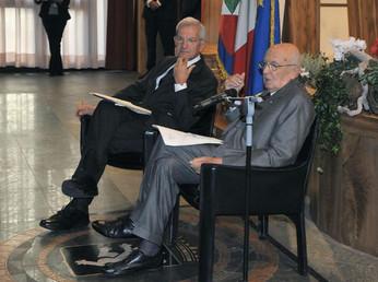 """Napolitano e Violante a Classedem: """"Riforma riabilita Parlamento e democrazia"""""""