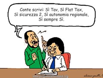 Vincente e spaventato: ecco perché Salvini non vuole andare al voto...