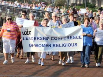 Pace fatta tra LCWR (Suore NordAmericane) ed il Vaticano