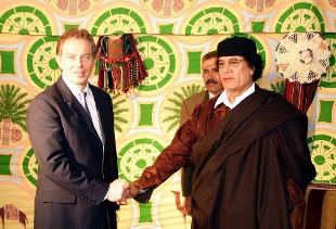L'intervento militare britannico in Libia
