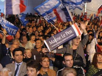 Analisi sociologica degli elettori del Front National di Marine Le Pen