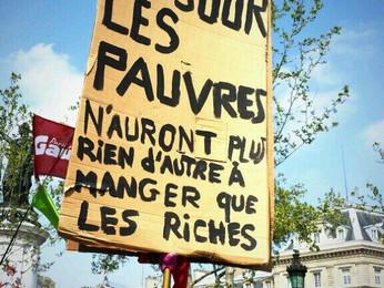 La povertà in Francia