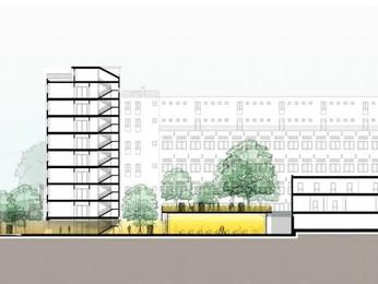 Milano: Città Studi cambia.   Il Politecnico si rinnova su progetto di  Renzo Piano