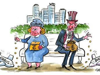 Trade War USA vs UE                     eccezione: fusione Bayer - Monsanto