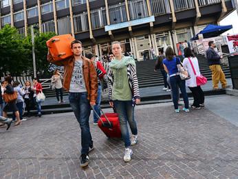Università, fuga all'estero: Londra la più gettonata