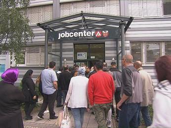 I  poveri e disoccupati in Germania