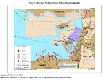 Turchia esclusa dalla festa del gas