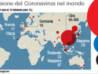 Coronavirus: a vincere è solo la paura