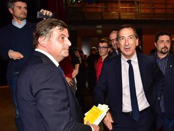 Beppe Sala e Carlo Calenda potrebbero fare di Milano e Roma un asse decisivo per rilanciare il Paese