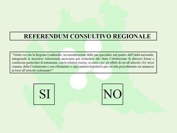 Il Sì dei Sindaci PD  al referendum sull'autonomia della Lombardia