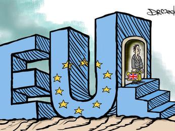 Brexit: firmato l'accordo di separazione...