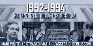 Breve storia della seconda e terza Repubblica dal 1994 al 2018 e dello Stato sociale