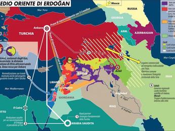 Medio Oriente ed estremo Oriente: Francia e Gran Bretagna non contano più nulla...