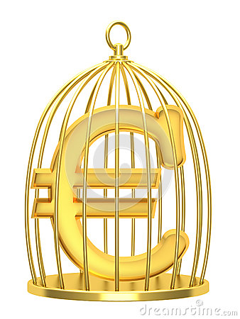 euro-del-segno-una-gabbia-31040134