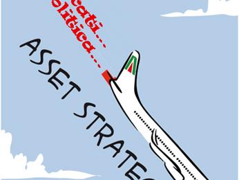 ALITALIA: STOP ACCANIMENTO TERAPEUTICO