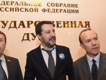 Il Russiagate leghista visto dagli esperti di Putin e intelligence...