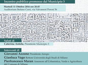 Milano città-studi come cambierà con il trasferimento dell'università nell'area Expo?
