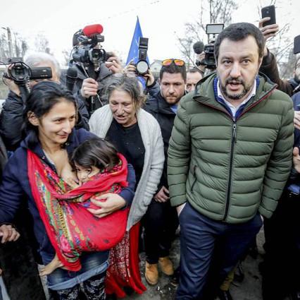Salvini-Rom