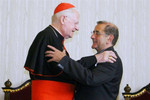 Mons. Delpini, nuovo arcivescovo di Milano, si presenta