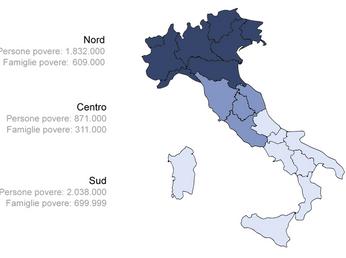 5 milioni di poveri assoluti. OCSE: in Italia la scuola non è più ascensore sociale