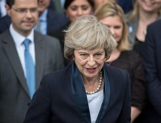 Theresa May diventerà il nuovo primo ministro britannico mercoledì 13