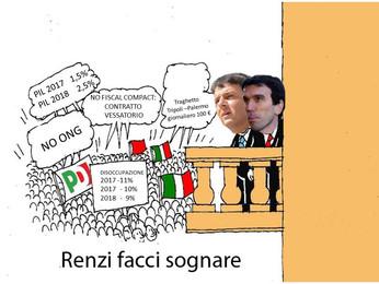 Primarie PD: come Sala si distanzia da Renzi