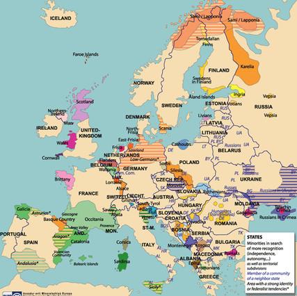minoranze europa