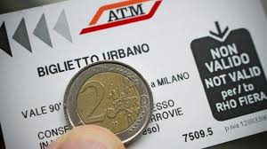ATM 2 euro