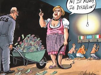 Il piano Merkel per l'Europa: sì al Fondo monetario europeo, no a un'Unione dei debiti