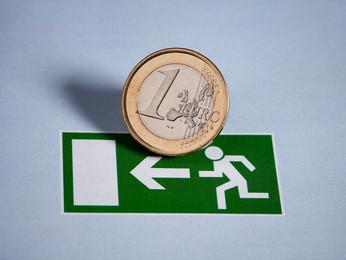 Italia più povera con l'uscita dall'euro