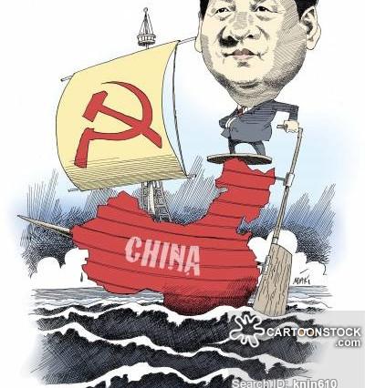 Xi boat