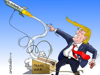 """Trump vara i dazi e chiude l'era della """"globalizzazione"""""""