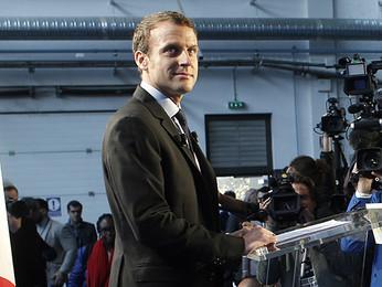 Macron: l'uomo nuovo della politica francese in corsa per le presidenziali