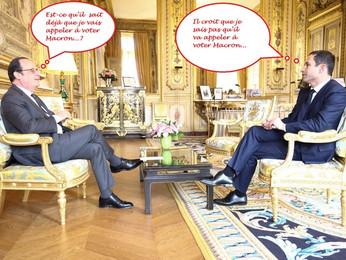Présidenziali Francia 2017: Benoit Hamon socialista tradito da tutti 'i compagni'