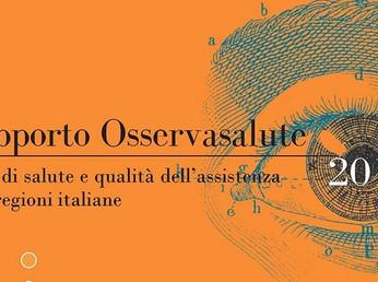 Lombardia: il Rapporto Osservasalute2015