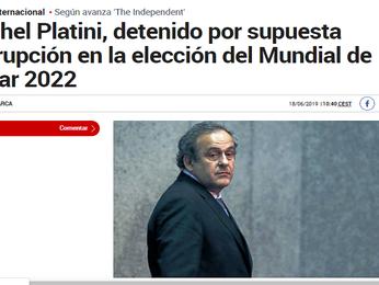 Nessuno tocchi Platini!