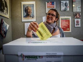 Primarie PD in Lombardia: Renzi al 76% ma con affluenza in calo del 40%