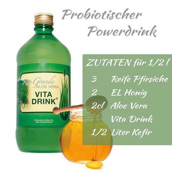 Vita Drink für viel Power