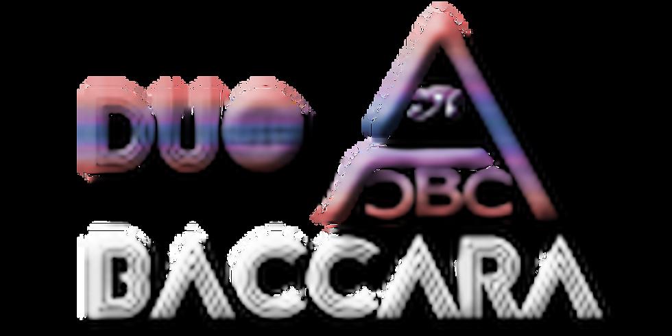 Repas concert avec DUO BACCARA