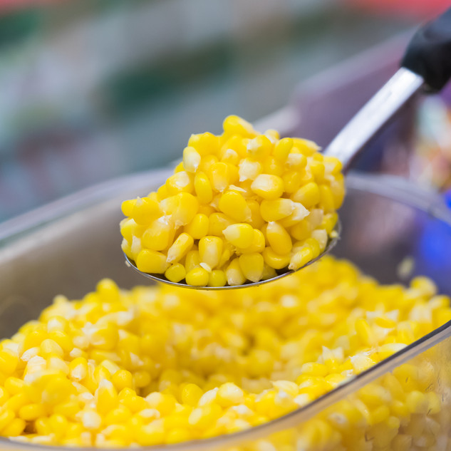 Hot Flavoured Sweetcorn