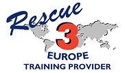 Rescue 3 Europe Training Provider Logo -