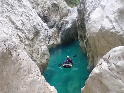 Canyon de l'artuby