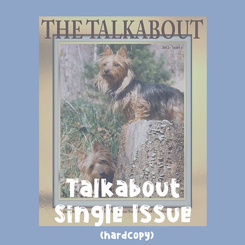 The Talkabout -Single Issue - Hardcopy