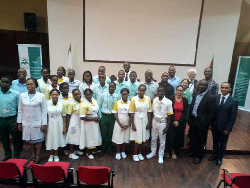 Highlights of the pre-conference workshop held at Eduardo Mondlane University, Maputo Mozambique