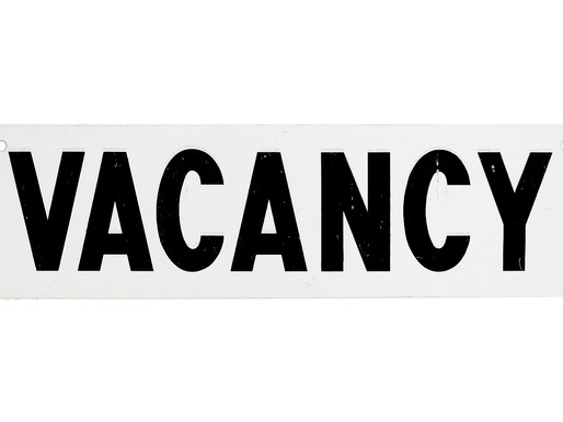 AAS Intern Vacancy Announcement 2018