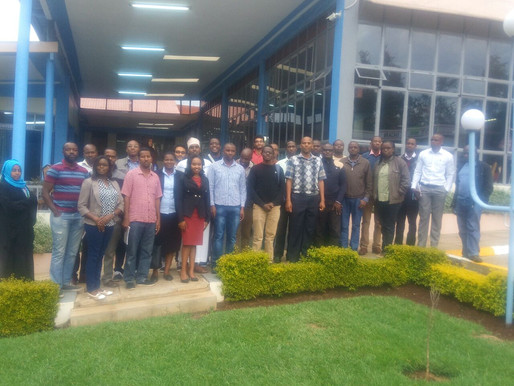 HIGHLIGHTS FROM THE AAS WORKSHOP IN ELDORET ON 7TH APRIL, 2018.