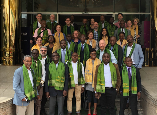 THE AFRICAN JOURNAL PARTNERSHIP PROGRAM (AJPP) ANNUAL REVIEW AND PLANNING MEETING 2018