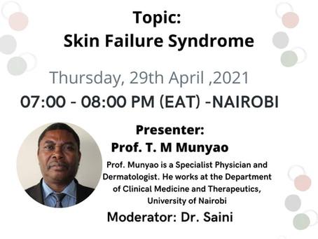 Skin Failure Syndrome
