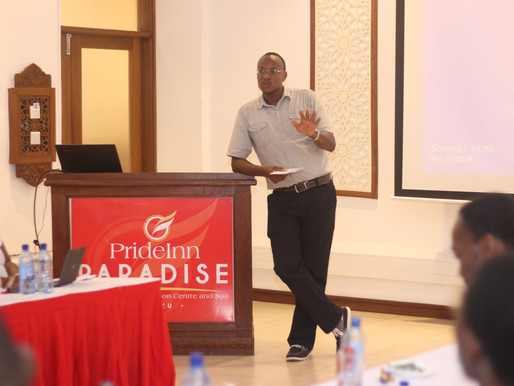 HIGHLIGHTS OF THE AAS PRE-CONFERENCE WORKSHOP HELD ON 20TH MARCH AT PRIDE INN PARADISE, MOMBASA