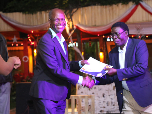 Annals of African Surgery awards most published author